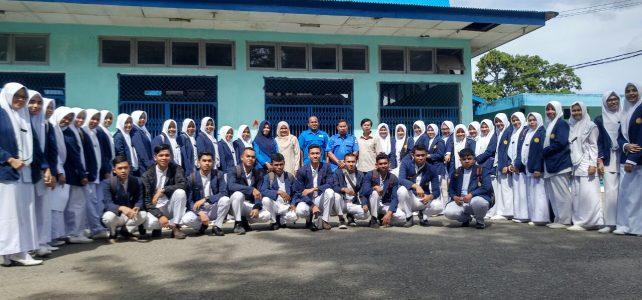 Prodi DIV Kesling Lepas Mahasiswa PKL Ke Puskesmas & PDAM di Kota Banda Aceh
