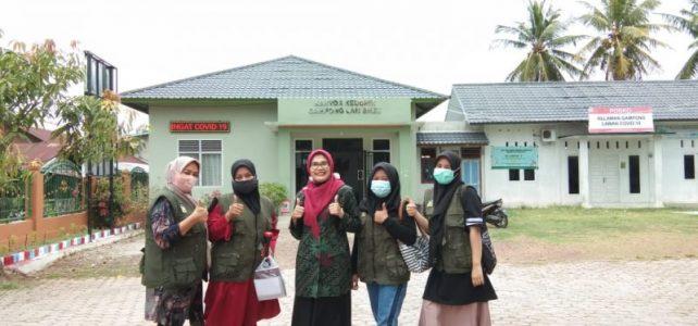 Cegah Demam Berdarah, Petugas Jumantik Lam Bheu Monitoring & Edukasi Warga